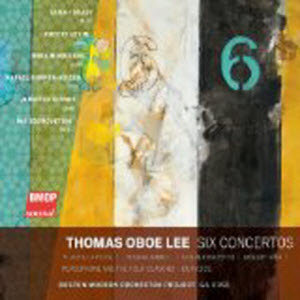 Thomas Oboe Lee: Six Concertos CD